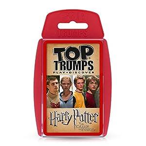 HARRY POTTER Top Trumps Prisionero Azkaban (10551), multicolor (ELEVEN FORCE 1)