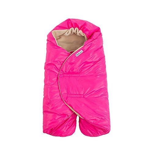 7AM Enfant Nido, Neon Pink, Small