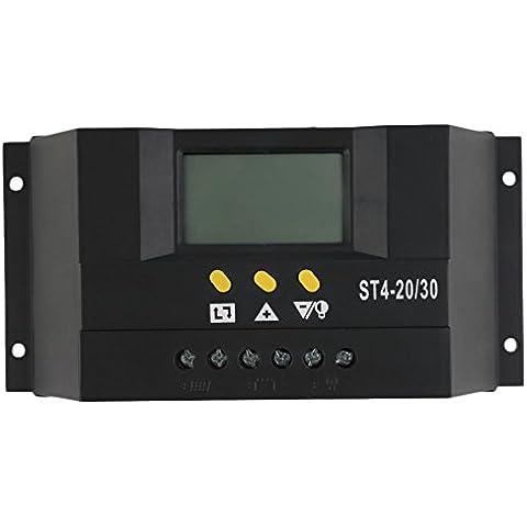 lerysox (TM) nuovo LCD 20A Regolatore di