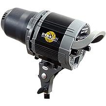 Foco de Luz Lámpara Continua DynaSun QL1000 Black 1000W Bombilla Cuarzo para Estudio Fotografico