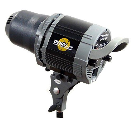 DynaSun QL1000 BLACK 1000W Studio Quarzlight Videoleuchte Videolicht Dauerlicht Licht Halogen Quartz Quarz stufenlos regelbar
