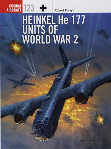 Heinkel He 177 Units of World War 2 (Combat Aircraft) por Robert Forsyth
