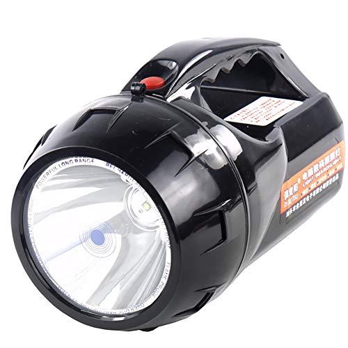 20 Watt LED Handscheinwerfer Große Kapazität Batterie Arbeitsscheinwerfer Scheinwerfer, für Fahren Outdoor Angeln Licht Jagd Camping Patrol Licht Auto Suchscheinwerfer CYHY