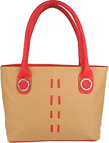 Typify Casual Shoulder Bag Women & Girl\'s Handbag (Tan)
