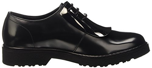 Cult Rose Cle102656, Scarpe Low-Top Donna Nero