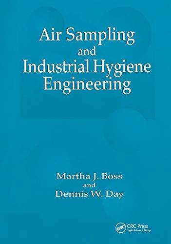 Air Sampling and Industrial Hygiene Engineering