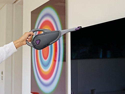 Black + Decker DVJ325BFS-QW SmartTech Aspirateur à Main + Filtre Parfumé 10,8 V