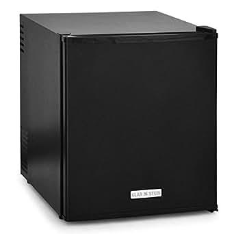 klarstein mks 5 mini k hlschrank minibar 40 liter volumen 2 regaleinsch be seitenf cher f r. Black Bedroom Furniture Sets. Home Design Ideas
