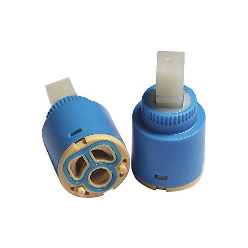 Cartucho cerámica repuesto grifo - 2 unidades 25