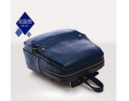 SUXCGE, Borsa a spalla donna Taglia unica Navy blue 3019