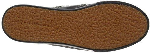 Superga 2790 Cotmetw Damen Sneaker Grey (Grey Black)