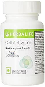 Herbalife Cell Activator Nutrient Support Formula Health Supplement 60 Tablets