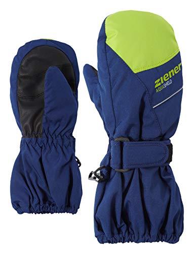 Ziener Kinder LOMODI AS(R) Mitten Glove junior Ski-Handschuhe, Estate Blue, 92cm | 04059749264590
