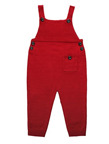 ARAUS Salopette Pantaloni di Bimba Ragazza Tute Outfit Jumpsuit Casuale Estive