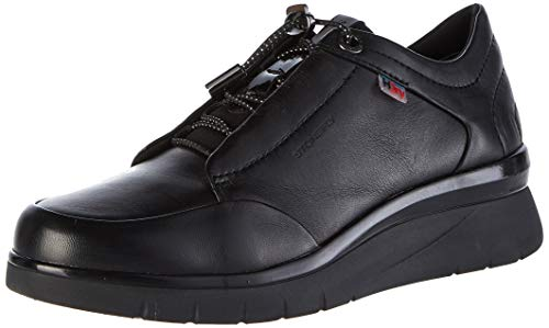 Stonefly Cleryn Hdry, Zapatillas sin Cordones para Mujer, Negro Black 000, 38 EU