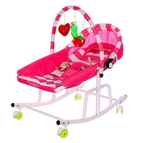 Tcaijing Babyschaukel Zureden Baby Kind beruhigend Stuhl Neugeborenes Baby Wiege Stuhl
