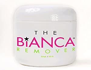 THE BIANCA REMOVER by Bianca Del Rio. Removes the most stubborn lip colours, foundations, creams, powders and even waterproof eye makeup.