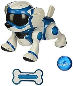 Splash Toys - A1302596 - Teksta Puppy - Chien interactif - Bleu