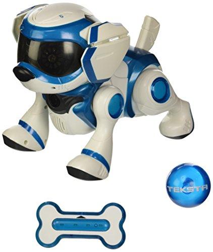 Splash Toys 30637B - Teksta Roboter Hund, blau -
