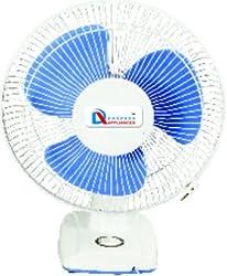 DASPASS All Purpose fan 12white and Blue color