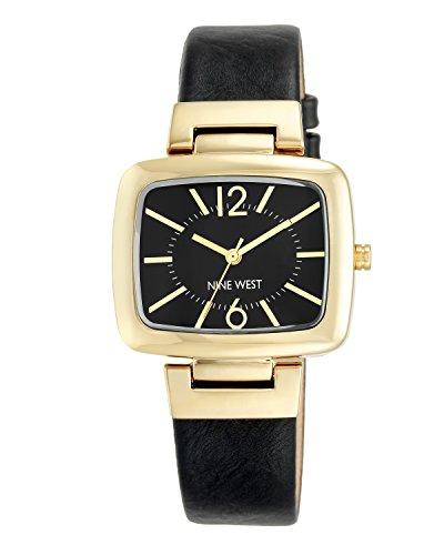 Nine West - Damen -Armbanduhr- NW/1840BKBK