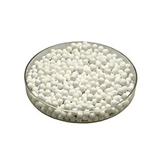 Van Air Systems 33-0237 Pail Activated Alumina Desiccant, Air Dryers, Water Filtration, 25 lb, 2-5 mm Spheres, 1/8