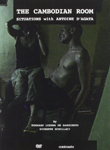 The cambodian room. Situations with Antoine D'Agata. DVD. Ediz. multilingue. Con libro (Logos) por Giuseppe Schillaci