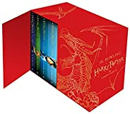 Harry Potter Box Set: The Complete Collection (Children's Hardback) (Set of 7 Volumes)