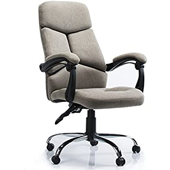 This item High back Office Chair Fabric Swivel Chair  Recliner  Yellow High back Office Chair Fabric Swivel Chair  Recliner  Yellow  . Office Chair Recline. Home Design Ideas