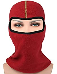 Girl's Hats Symbol Of The Brand Vertvie Unisex Winter Sports Thermal Fleece Hat Bike Windproof Face Mask Ski Snowboard Neck Men Warm Outdoor Fleece Scarf Hats Girl's Accessories