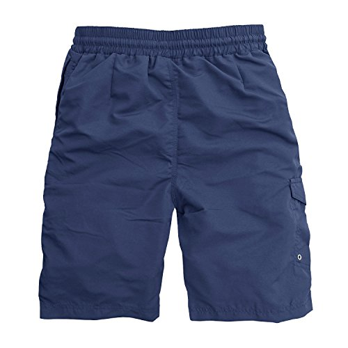 Brandit Herren Badeshorts Swimshorts Navy