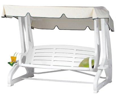 Grand Soleil - Balancelle Summer blanc