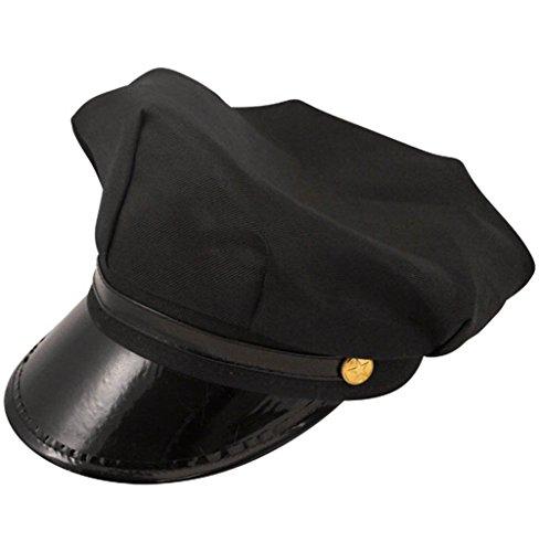 Chauffeur-Mütze (Dress Fancy Chauffeur Kostüme)