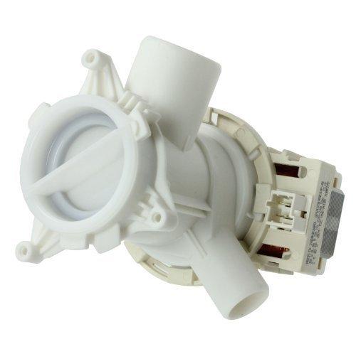 Beko 2880402000 Waschmaschinenzubehör/Abwasserpumpen/Waschmaschine Ablaufpumpe 3 Auslauf