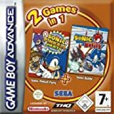 2 Games in 1 - Sonic Battle + Sonic Pinball