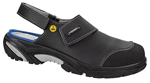 Abeba 34556-48 Crawler Chaussures de sécurité Sandale Taille 48 Blanc