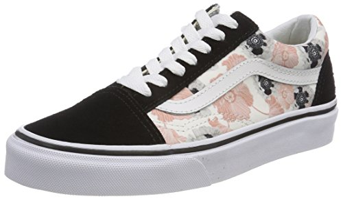 Multicolore 43 EU Vans Old Skool Sneaker Donna California Poppy o36