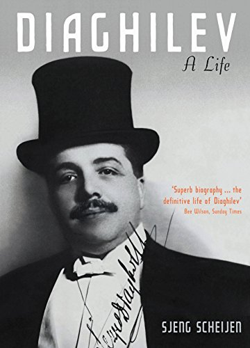 Diaghilev Cover Image