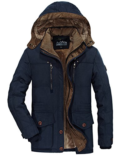 Warme winterjacke herren test