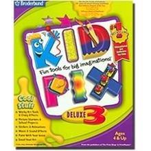 Kid Pix Deluxe 3 (Kid Pix)