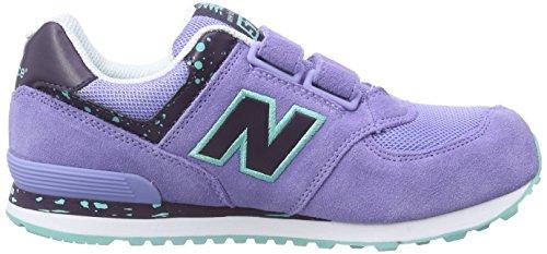 New Balance KG574, Sneakers Bambino Blu (ASY BLUE)