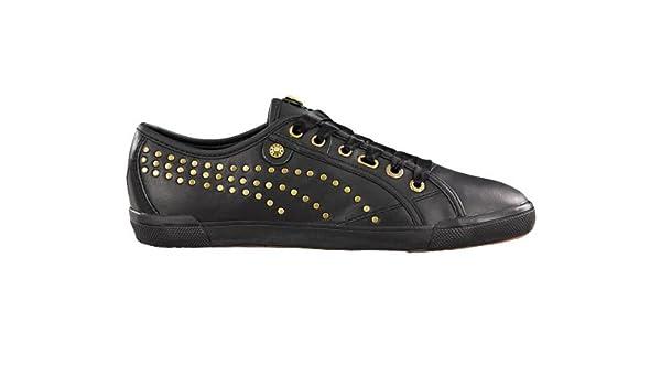 Puma Corsica Stud Ladies Shoes In 2 Colours Black Size  4  Amazon.co.uk   Shoes   Bags dcb935eff
