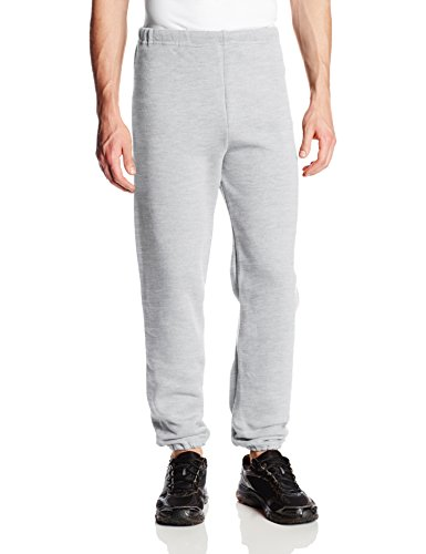 Russell Athletic Sweats (Russell Athletic Dri-Power Herren Sweatpants ohne Taschen - grau - X-Groß)