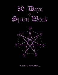 30 Days of Spirit Work by S. Connolly (2014-03-01)