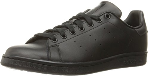 Adidas Stan Smith, Sneaker Unisex adulto, Nero (Black/Black/Black), 43 1/3