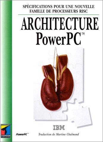 Architecture du Power PC