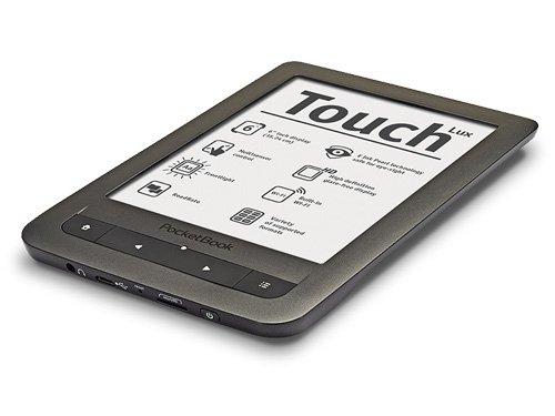Preisvergleich Produktbild PocketBook TOUCH LUX schwarz