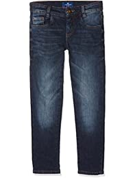 TOM TAILOR KIDS Boy's Authentic Washed Denim Ryan Jeans