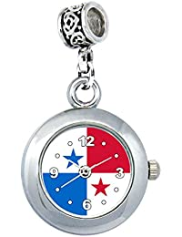 Panama reloj para el collar o pulsera