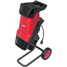 Lea LE54240-40B Biotrituradora Eléctrica, 2400 W, Rojo